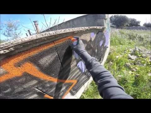 Graffiti trackside #1
