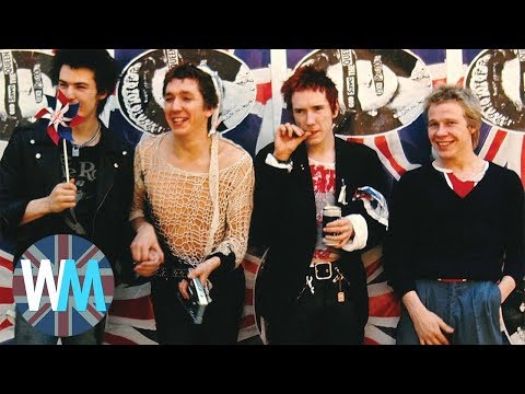 Top 10 British Punk Bands