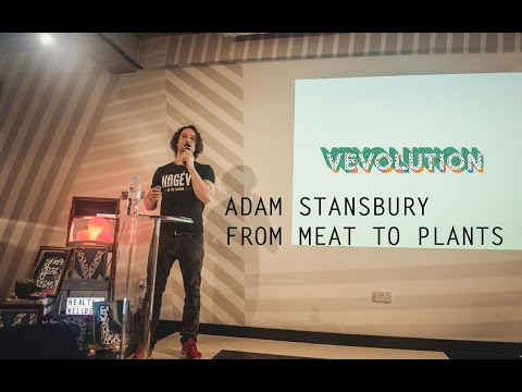 The Plant Powered PT | From Meat To Plants | Vevolution Health and Wellbeing