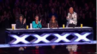 America's Got Talent 2014 - Auditions - Ray Jessel