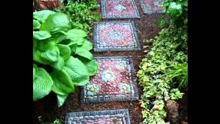 Diy Garden Craft Projects Ideas