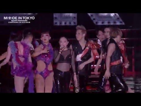 浜崎あゆみ / WARNING(from Ayumi Hamasaki COUNTDOWN LIVE 2015- 2016 A ~MADE IN TOKYO~)