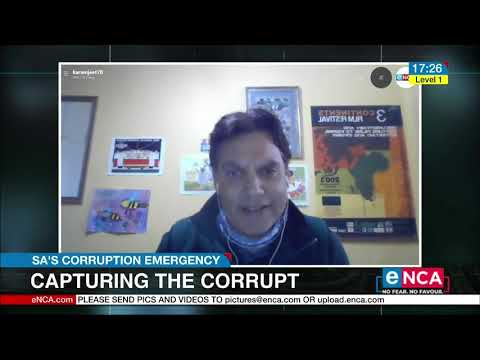 SA's corruption emegency: Is South Africa winning the war?