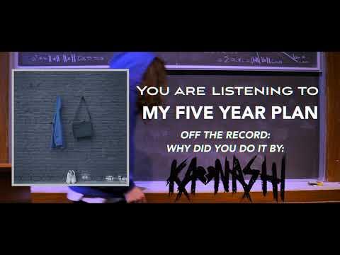 Kaonashi - My 5 Year Plan (OFFICIAL AUDIO STREAM) Mp3