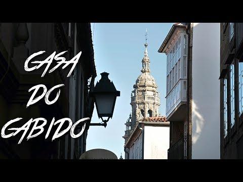 🇪🇸 CASA DO CABIDO - SANTIAGO DE COMPOSTELA - GALICIA - ESPAÑA #31 - 2017 - Turismo,  Documental