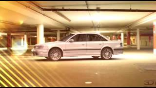 Audi 100 modifiye 3d tuning
