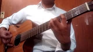 PUDE-alejandro fernández - cover guitarra thumbnail