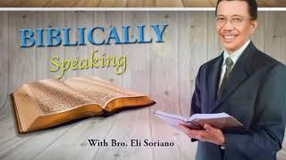 Nasa biblia ba ang pag-iipon ng pera?   Biblically Speaking
