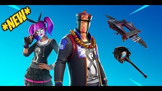 *NEW* LACE & PARADOX SKIN // FORTNITE BATTLE ROYALE *SOLOS*