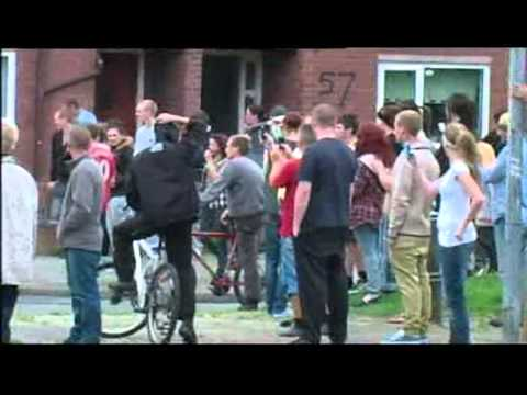 UK Riots (Manchester) 2011