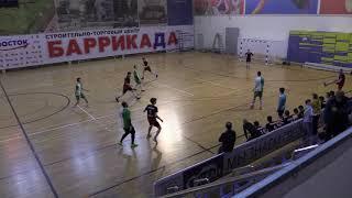 Мини футбол 2020 Вторая лига ФФОЗ 7 ТУР Малая дубна Локомотив 5 2 полный матч