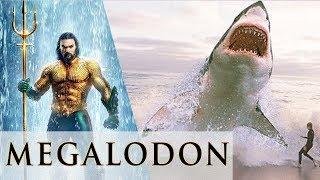 AQUAMAN | MEGALODON SHARK | DCEU & Greek Mythology #5 | Myth Stories