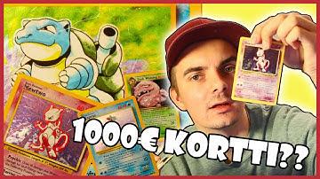 Pokemon Korttien Arvo