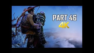 GOD OF WAR Gameplay Walkthrough Part 46 - LEAP OF FAITH (PS4 PRO 4K Commentary 2018)