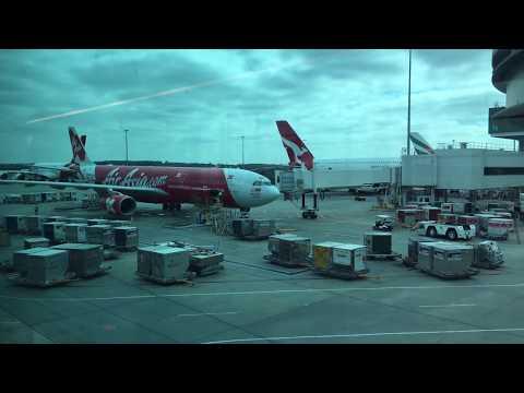 Melbourne Tullamarine Airport MEL International Terminal 2, Australia