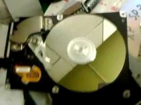 Naked HDD.