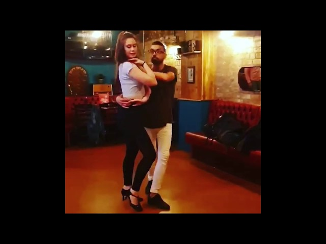 Sensual Bachata Routine 1/7/2019 by Havana People