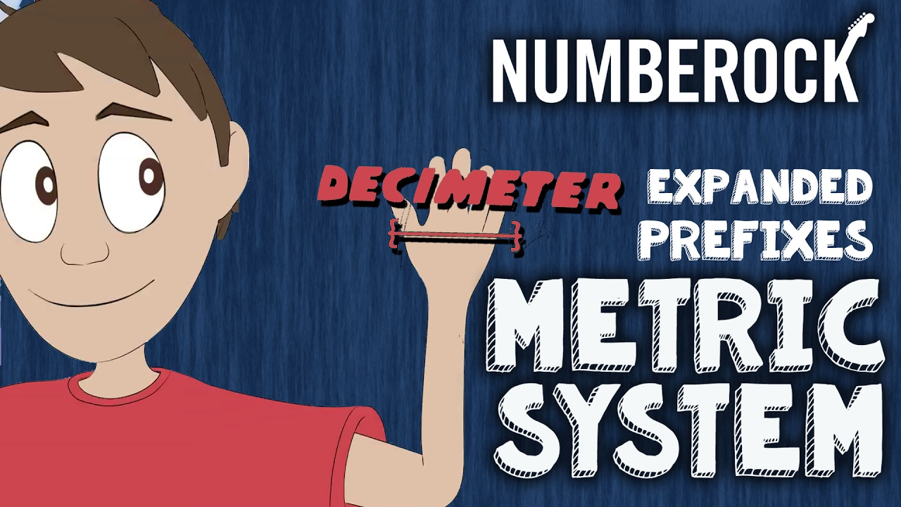 Worksheet 6th Grade Metric System metric system for kids explained through song youtube
