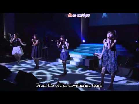 Fictionjunction Hanamori No Oka 「花守の丘」 English Sub