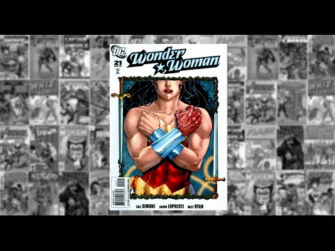 "Wonder Woman: Vol 3 #21  - Ends Of The Earth Part 2 of 4 - ""The Edge of Insanity"""