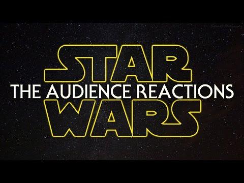 Star Wars The Force Awakens {SPOILERS} : Audience Reactions | December 17, 2015