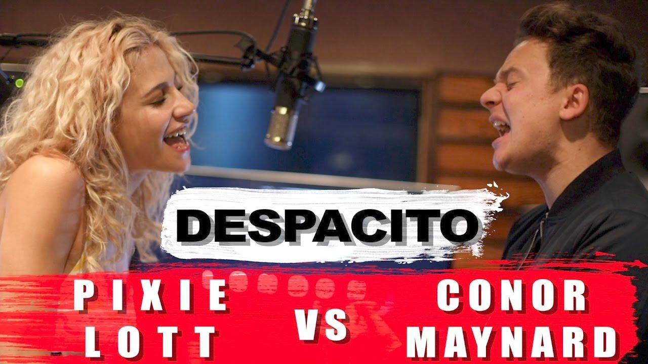Luis Fonsi  Despacito ft Daddy Yankee u0026 Justin Bieber SING OFF vs Pixie Lott