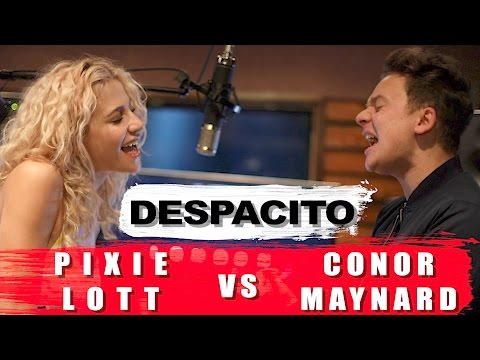 Luis Fonsi - Despacito ft Daddy Yankee & Justin Bieber SING OFF vs Pixie Lott