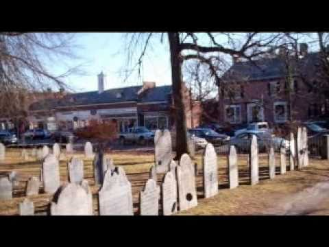 Graveyards of Concord MA