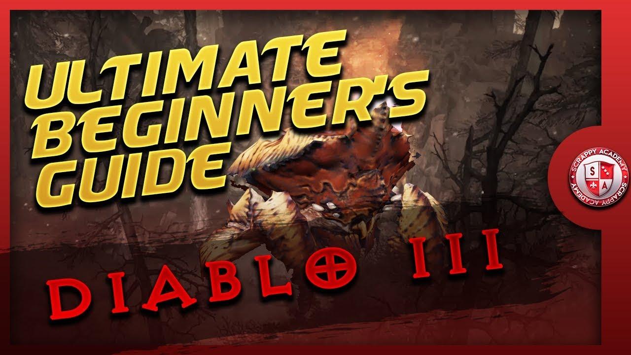 [Diablo 3] Ultimate Beginner's / Basics Guide (New 2020)