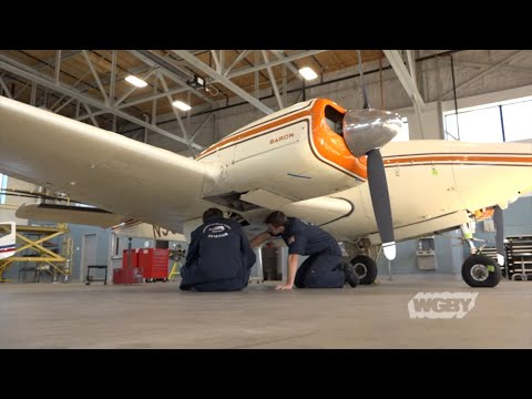 Westfield Technical Academy Aviation Program | Connecting Point | Nov. 28, 2018
