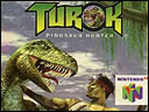 Classic Game Room HD - TUROK DINOSAUR HUNTER for N64 review