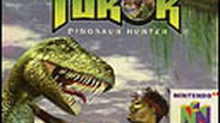 Classic Game Room HD - TUROK DINOSAUR HUNTER for N64 review