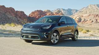 2019 Niro EV - Driving - Exterior Overview  - 64kWh