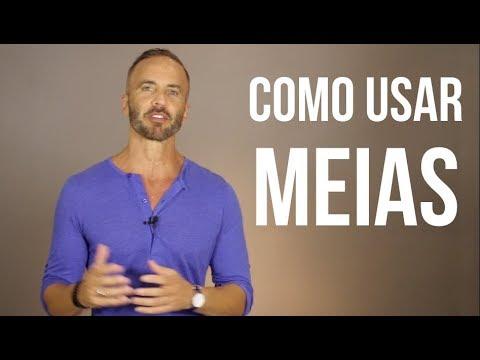 Aprenda como combinar e usar MEIAS MASCULINAS. Alberto Solon 240c9bd08dcd3