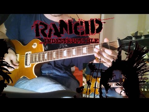 Rancid  | Travis Bickle | Full Guitar Cover [STUDIO Quality]