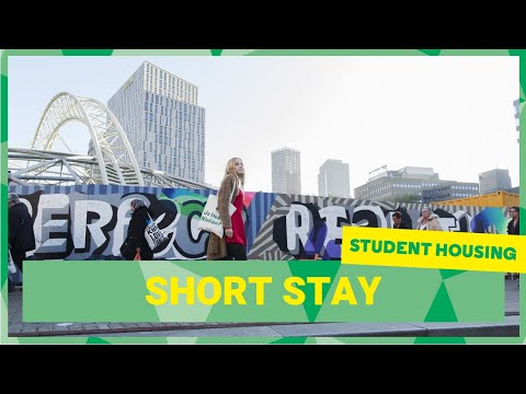 Living as a foreign student in Rotterdam