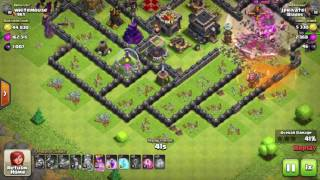 clash of clans new troops miner and baby drag