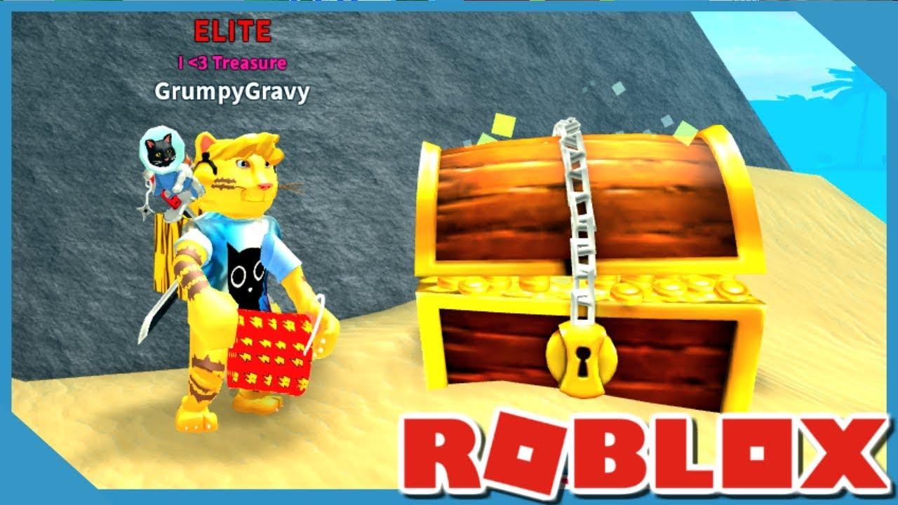 New Ranks Roblox Treasure Hunt Simulator Youtube
