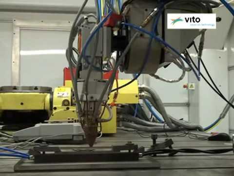 3 dimensional laser cladding   VITO   wwwlcvbe1