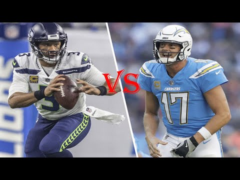 Madden 20 Online Gameplay (Seattle Seahawks Vs Los Angeles Chargers)