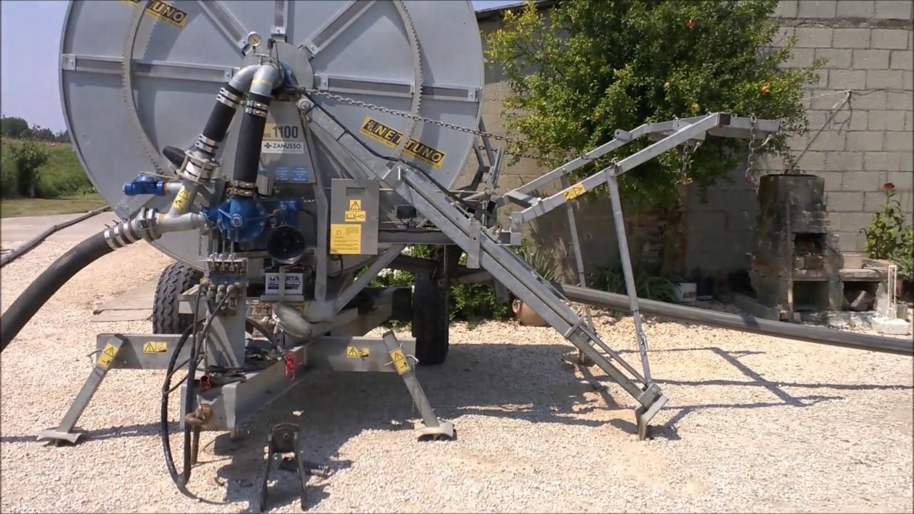 Irrigazione vigneto 2015 con rotolone nettuno vineyard for Irrigazione vigneto