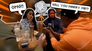 I_PROPOSED_TO_MY_BROTHER'S_GIRLFRIEND_IN_PUBLIC_!!!
