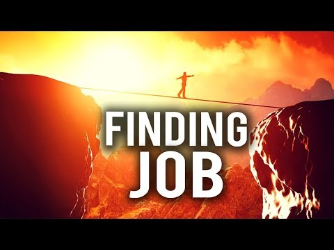 WATCH THIS IF YOU CAN'T FIND A JOB