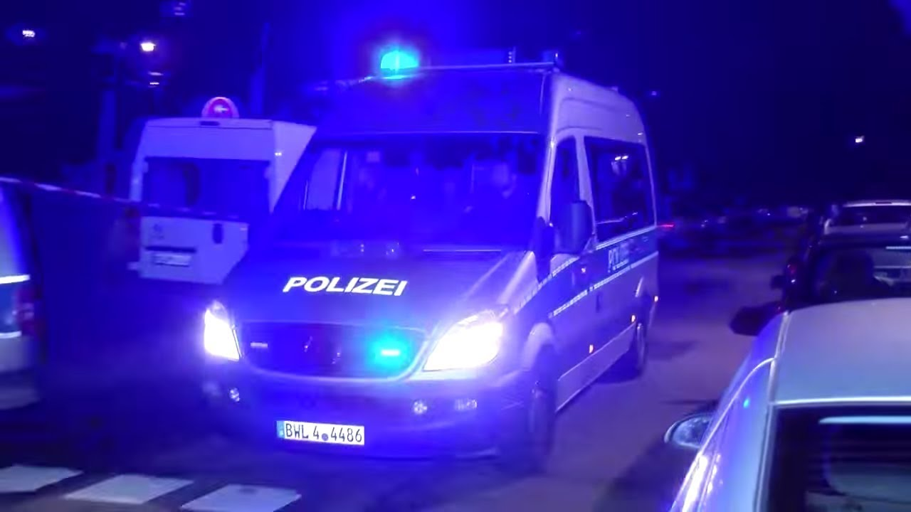 Schüsse in Heidelberg: Polizei findet drei Tote in Hochhaus