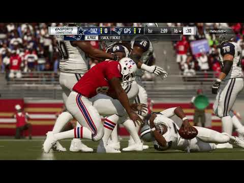 99 Overall Ghost Of Madden Forever Mike Vick Gameplay! Madden 19 Ultimate Team