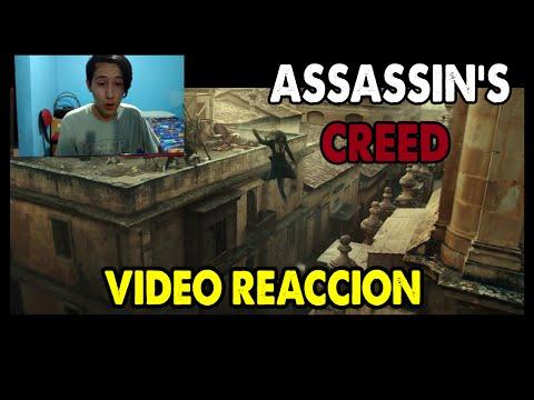Assassin's Creed Trailer / Video Reacción