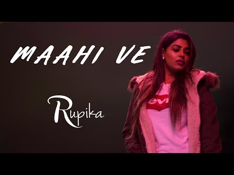 Rupika - Maahi Ve (Cover) | Official Video | Music By SP (Strangers Production)