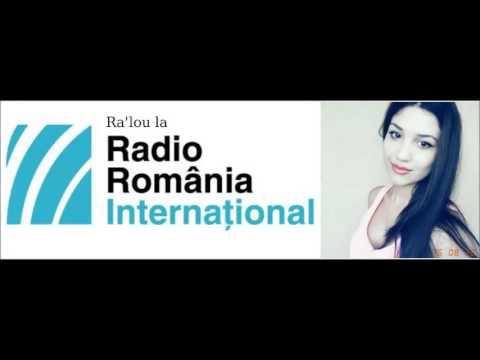"Lansare piesa ""Memories"" la Radio Romania International"