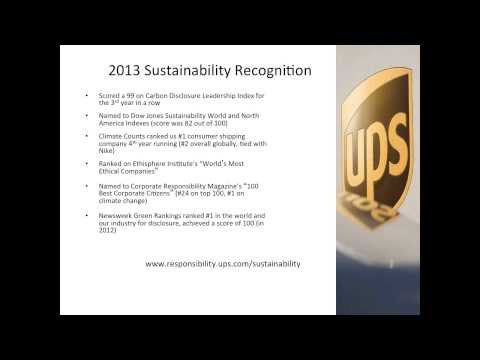 Urjanet Webinar: How UPS Uses Data to Dial Down Utility Cost