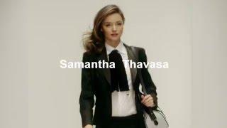 Samantha Thavasa ...